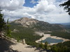Mammoth Mountain and Horseshoe Lk