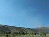 Walker Fire from Tioga Road/Hwy 120W