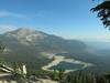 Mammoth Mountain and Horseshoe Lake