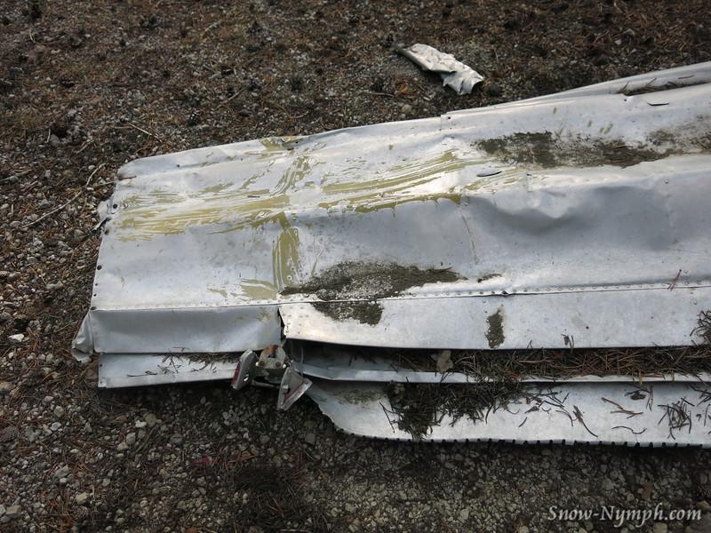 Beechcraft Bonanza N8449A (crashed 5/5/53)
