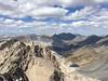 Virginia Peak and Twin Peaks, middle (in shadow)