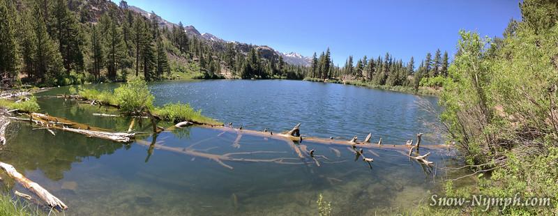 Roosevelt Lake Pano