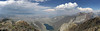Pano with Convict and Crowley Lakes, Mt Morrison, White Fang and Mt Baldwin