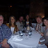 Dinner at the Restaurant at Convict Lake - Glenn, Cornelia, Scott, Cori, Dan, Laurie