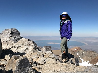 2017-07-17  Mt Dana dayhike x13