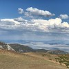 2017-07-23  Edge of Mono Lake and Boundary Peak (right) from Tioga Peak
