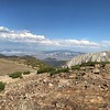 2017-07-23  Edge of Mono Lake and Mono Craters from Tioga Peak