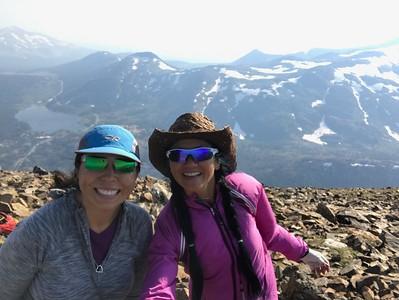 2017-08-12  Tioga Peak x4 (11,526')