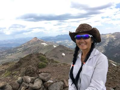 2017-08-18  Sonora Peak x2 (11,462')