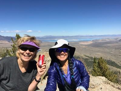 2017-09-26  Reversed Peak (9,478') x1  New peak for me!