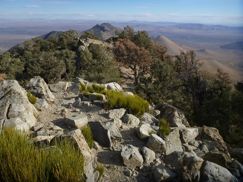 2017-11-06    View from Morris Peak