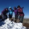 2017-11-12  Sonora Peak summit - 11,411' - Cori, Paige, Mary, Barbara