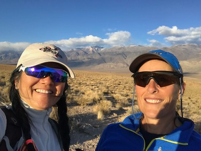 2018-02-20  Hike to Tablelands to check our fire damage