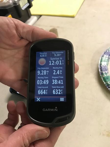 GPS numbers
