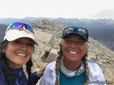 2018-08-10  Mount Guyot Dayclimb (12,300') New Peak!