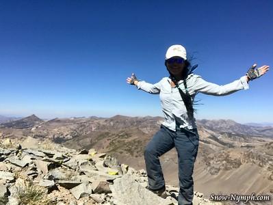 2018-09-11  Leavitt Peak x1 (11,570')