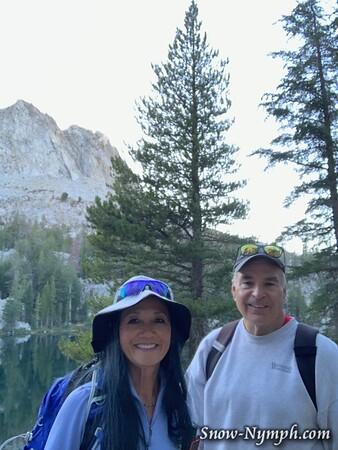 2019-10-02  Short hike - George Lk to Barrett & TJ Lakes Loop