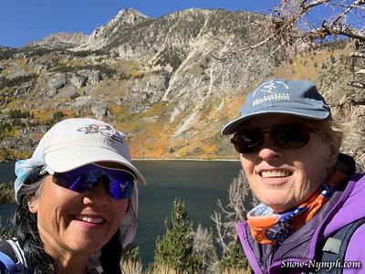 2019-10-09 Lake Sabrina to Blue Lake