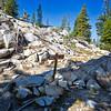 Buena Vista Trail junction
