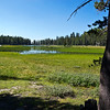 Crescent Lake - Yosemite National Park