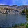 Buena Vista Lake and Buena Vista Peak.