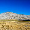 Amelia Earhart Peak (L) 11,974 ft. and Ireland Lake (R)