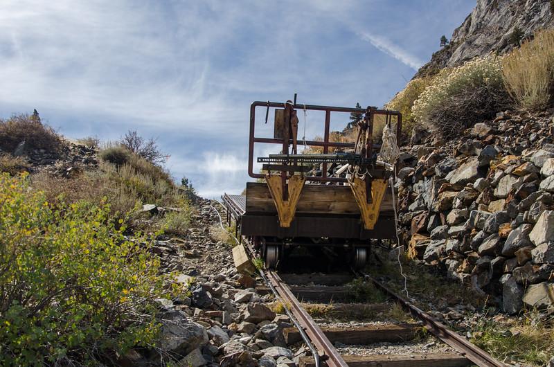 Penstock Tramway Car