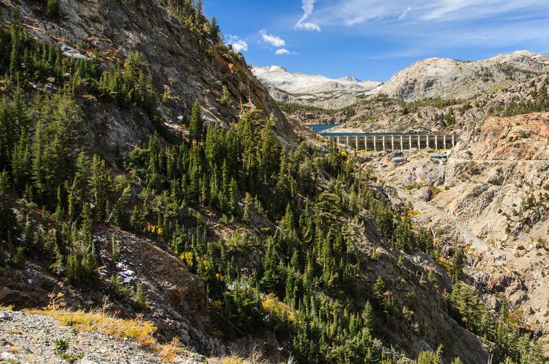 Gem Lake Dam