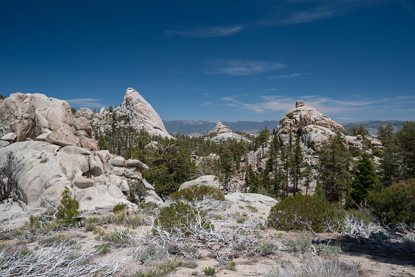 california; dome land wilderness; sierra national forest; sierra nevada The granite domes give the area its name, Domeland on the BLM side, and Dome Land on the USFS side.