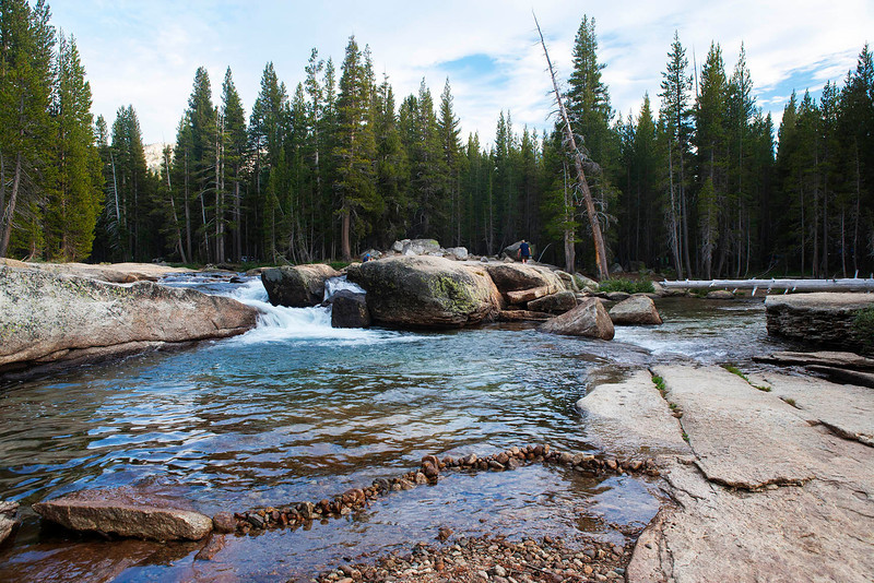 Tuolumne River Swimming Hole