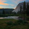 Tuolumne Meadows Sunset Blue