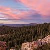 Duncan Peak Sunset