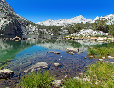 Lower Pine Lake, Sierra Nevada