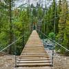 Woods Creek Suspension Bridge