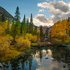 Bishop Creek and Fall Colors