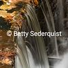 Waterfall in Autumn, Apple Hill