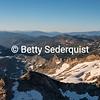 Aerial of Desolation Wilderness