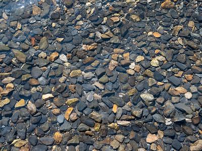 Rocks at Silver Lake, June Lake Loop