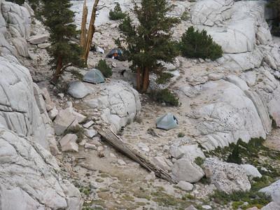 Blown of Mt LeConte 8/30-9/12008