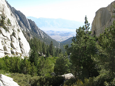 Mt Whitney via the Mountaineers Route