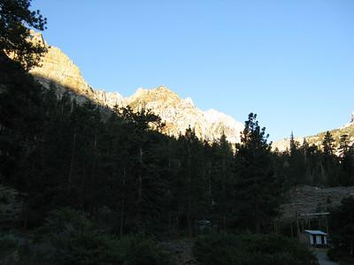 Royce and Merriam Peaks 6/21-22/08