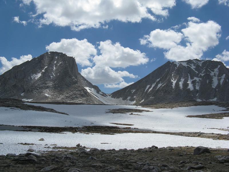 Merriam and Royce Peaks