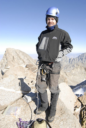 Congratulations Ben on finishing all the California 14ers!!