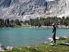 Day hike from Harvey Lake base camp to Hooper Lake