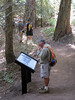 Ralph Wright on Boole Tree trail