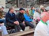 Breakfast participants include Yosemite's superintendent