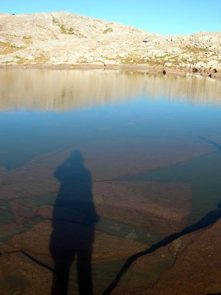 Causeway Lake & reflection
