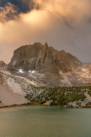 Temple Crag and Lake 2 at sunrise