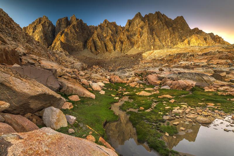 Palisade Basin (West)
