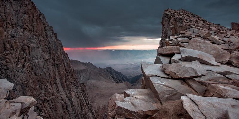 Mt. Whitney & Keeler Needle